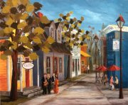 2015-06-10 Se joindre à la fête (20x24), Vendu