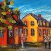 2015-04-08 Une histoire d\'amour (5x7), Vendu