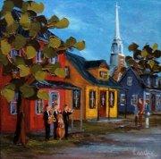 2014-07-12 Village agréable (8x8), vendu